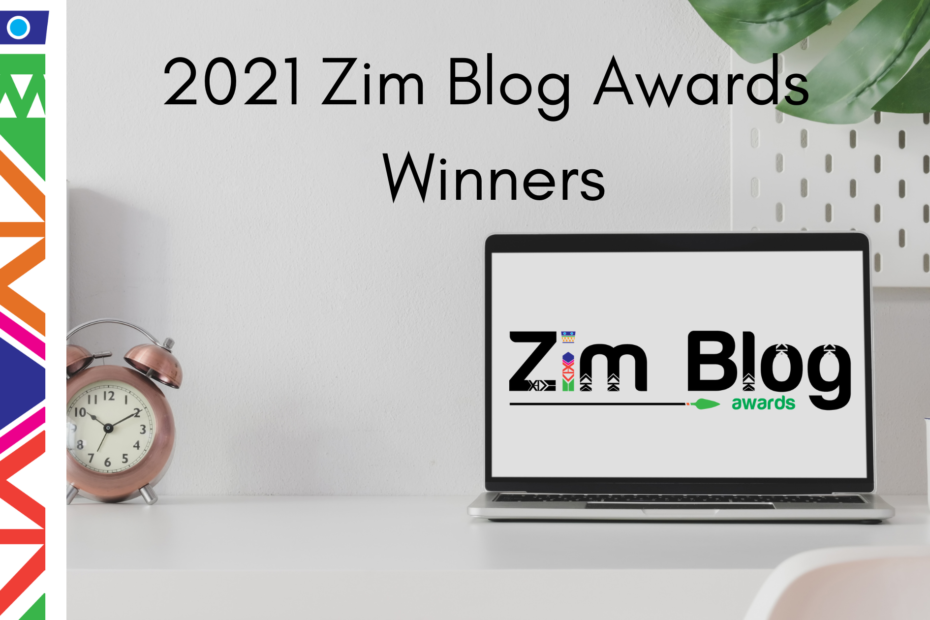 Zim Blog Awards 2021 Winners